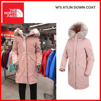 THE NORTH FACE 暖かい W'S ATLIN DOWN COAT_NC1DJ80