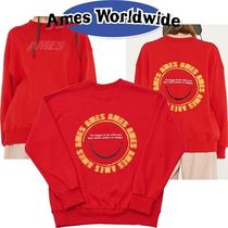 AMES-WORDWIDE★ AMES SMILE  MOVING LOGO