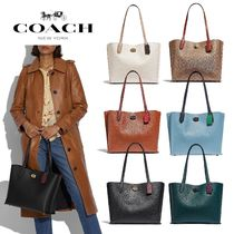 ◆COACH◆Willow Tote ウィロー トートバッグ