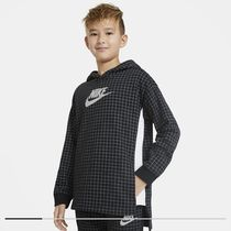 《☆超人気☆》NIKE kids☆NSW FLC HD☆DA0755-010☆Black