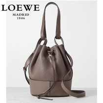 ∞∞ LOEWE ∞∞ Balloon small leather bucket バッグ☆