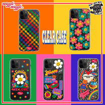 【wiggle wiggle】iPhone Galaxy Clear Case 5種類