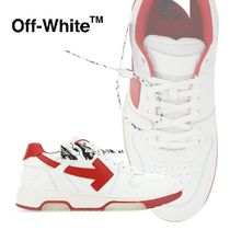 VIP価格◆Off-White◆OUT OF OFFICE レザースニーカー☆