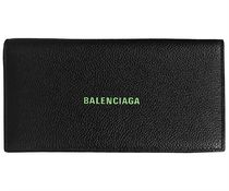 Balenciaga 594692 1IZI3 CASH VERTICAL LONG Wallet