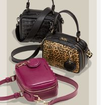 セール♪ COLE HAAN Mini Boston Bag