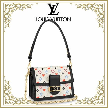 【Louis Vuitton】ルイヴィトン◆Game On Dauphine MM bag