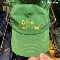 US Disney Parks限定☆ピーターパン Off to Never Land キャップ