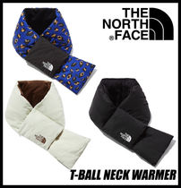【THE NORTH FACE】 ★新作★ T-BALL NECK WARMER