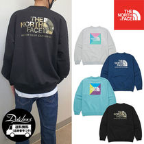 THE NORTH FACE TNF NSE COLORING SWEATSHIRTS MU1770 追跡付