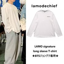LAMO signature long sleeve T-shirt ★BTSジョングク着用★