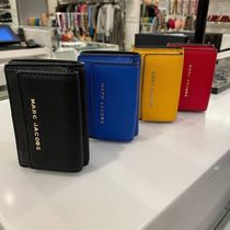 SALE! Marc Jacobs ロゴ 三つ折り ミニコンパクト ユニセックス