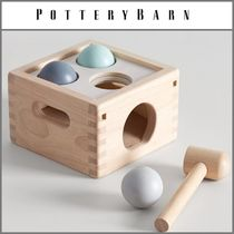 【POTTERY BARN】Plan Toys Punch Drop 木製 ボール落とし