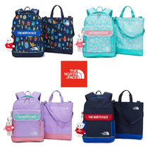 ★THE NORTH FACE★3点セット KIDS BUTTON SCH PACK NM2DM03
