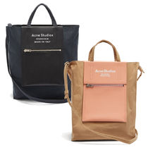 Acne(アクネ) トートバッグ ★関税込み【Acne Studios】Baker Out medium tote bag
