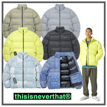 韓国『thisisneverthat』PERTEX T Down Jacket  ユニセックス