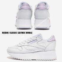 REEBOK★CLASSIC LEATHER DOUBLE★厚底