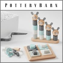 【POTTERY BARN】Plan Toys ベビー おもちゃ 3種 ギフトセット