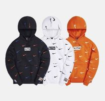 KITH & NIKE FOR NEW YORK KNICKS AOP HOODIE