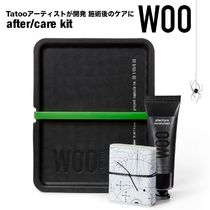 【WOO】人気タトゥーアーティスト開発のアフターケアセット