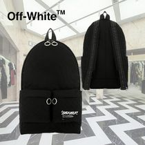 VIP価格◆Off-White◆Quote バックパック☆人気商品