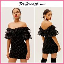 2021Cruise新作 ☆For Love & Lemons* Adella Party Dress