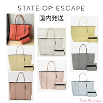 State of Escape(ステイトオブエスケープ) マザーズバッグ 国内発送/State of Escape/*フライング・ソロ* トートバッグ