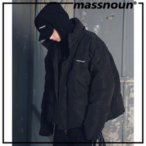 [massnoun] Oversized Padding Jumper★BTSジョングク着用