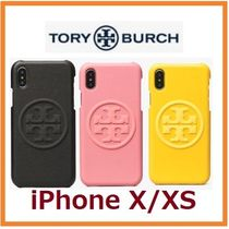 SALE*Tory Burch*iPhone X/XSケース*Perry Bombe
