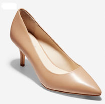 COLE HAAN Vesta Pump 65mm ヌードレザー
