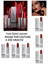 〈YSL〉★2020AW★限定★ ROUGE PUR COUTURE X ZOE KRAVITZ