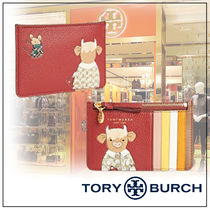 【Tory Burch】Ozzie The Ox  ジップ カードケース