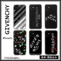 *GIVENCHY* iPhone11 ケース【関税 送料込】