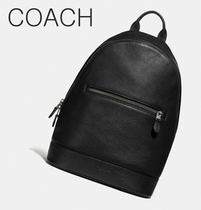 COACH◆WEST SLIM BACKPACK バックパック A4可ーF72510