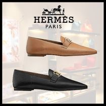 HERMES Mocassins Time
