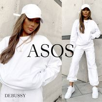*ASOS*Weekend Collective スウェットセットアップ☆送料関税込