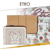 【20AW NEW】 ETRO_women / フローラルペイズリープリント /PINK