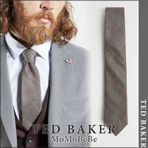 TED BAKER(テッドベーカー) ネクタイ 【国内発送・関税込】TED BAKER ウェールズチェックネクタイ