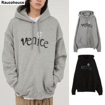 [RAUCOHOUSE] VENICE PULLOVER HOODIE ★韓国人気★フディー