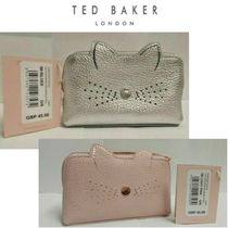 Ted Baker テッドベーカー★猫型 ミニメイクアップポーチ