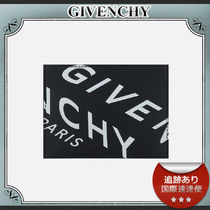 21SS/送料込≪GIVENCHY≫ REFRACTED ロゴ カードケース