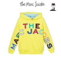 ★The Marc Jacobs★Boys コットンロゴパーカー/Yellow 2-5Y