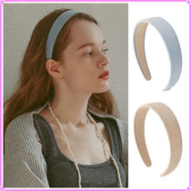 【VINTAGE HOLLYWOOD】Carrie Wide Hairband_2Color