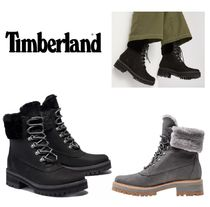 【Timberland】 Courmayeur Valley Shearling Lining ブーツ☆