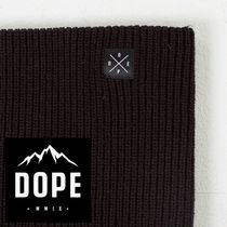 【DOPE SNOW】2X-UP Knitted フェイスマスク