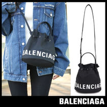 【BALENCIAGA】WHEEL Bucket Bag バケットバッグ