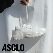 ASCLO High Rise Sneakers