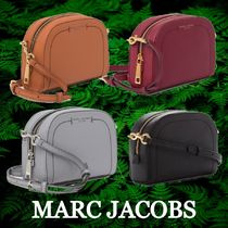 ★SALE☆【MARC JACOBS】ロゴ入りレザークロスボディバッグ