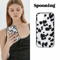 【SPOONING】 BOW WOW iPhone CASE