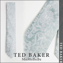 TED BAKER(テッドベーカー) ネクタイ 【国内発送・関税込】TED BAKER ペイズリージャカードネクタイ
