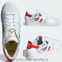 【コラボ】adidas スーパースター x Disney's Mickey Minnie